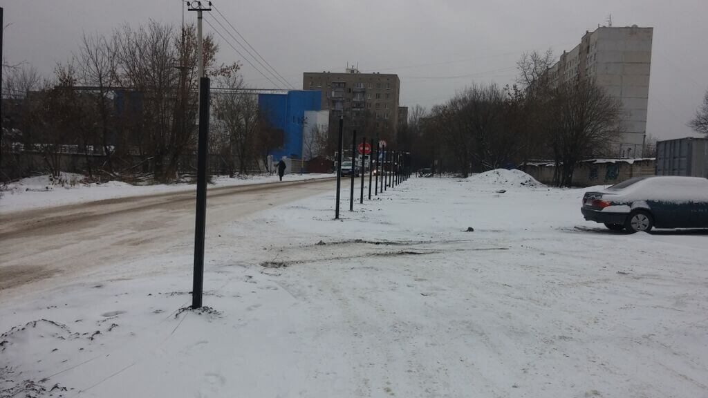 Парковка-2